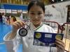 7th International Karate Tournament «EUROPEAN KARATE CUP» Олесова Полина. Ката девочки 10-11 лет.